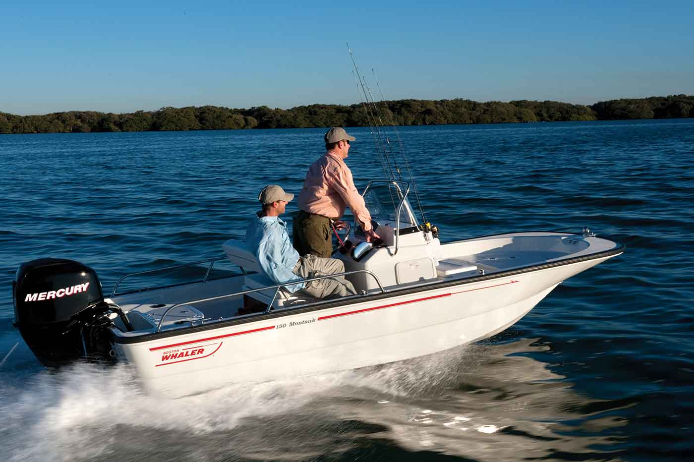 Picture of 15' Boston Whaler