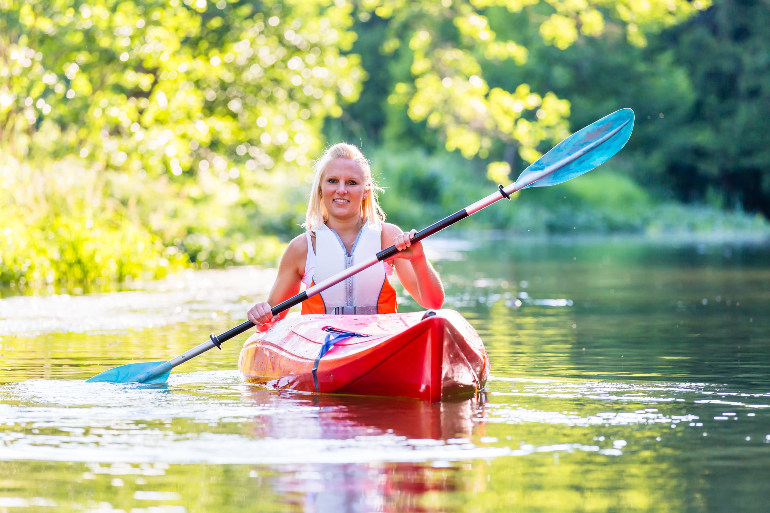 Picture of One Person Kayak